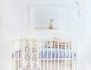 Cozy baby room | 10 Nicely Neutral Nurseries Part 2 - Tinyme Blog