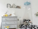 Aesthetic bright home | 10 Nicely Nuetral Kids Rooms - Tinyme Blog