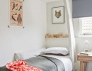 This room is too cool | 10 Nicely Nuetral Kids Rooms - Tinyme Blog