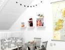 Fun and inspirational kids room | 10 Nicely Nuetral Kids Rooms - Tinyme Blog