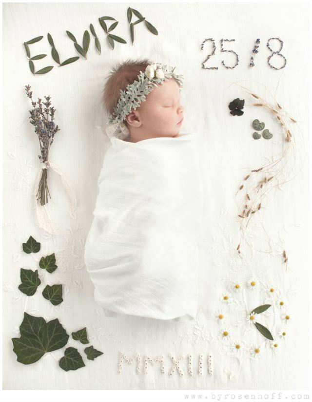 10 Precious Baby Announcements Tinyme Blog – Baby Photo Announcements