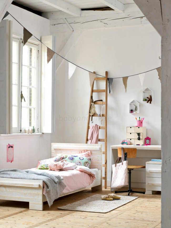 10 pretty pastel girls rooms tinyme blog for Muebles habitacion infantil