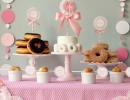 Festive donut party! | 10 Pretty Princess Parties - Tinyme Blog