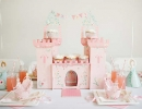 Pretty princess party | 10 Pretty Princess Parties - Tinyme Blog