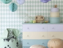 Soft pastel wallpaper | 10 Quirky Wallpaper Designs - Tinyme Blog