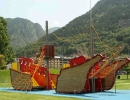 Pirate ship playground | 10 Ridiculously Cool Playgrounds Part 3 - Tinyme Blog