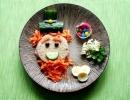 Cutest Leprechaun Lunch | 10 St. Patricks Day Lucky Food Ideas - Tinyme Blog