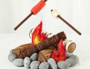 The S'more the merrier campfire | - Tinyme Blog