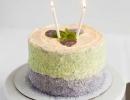 Beautifully sprinkled cake…so pretty | 10 Super Sprinkles Cakes - Tinyme Blog