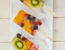 Perfect healthy treat for summertime! | 10 Sweet Summery Popsicles - Tinyme Blog