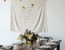 Classic tablescape | 10 Thanksgiving Table Settings - Tinyme Blog