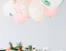 Fruit inspired dinner party | 10 Tropical Party Ideas - Tinyme Blog
