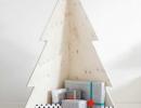Plywood Christmas tree | 10 Unusual Christmas Trees - Tinyme Blog