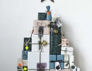 Lovely art of gifts | 10 Unusual Christmas Trees - Tinyme Blog
