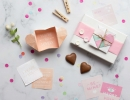 Express your love with surprise heart box | 10 Valentines Day Crafts - Tinyme Blog