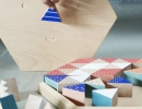 Decorated wooden blocks | 10 Wondrous Wooden Toys for Kids - Tinyme Blog