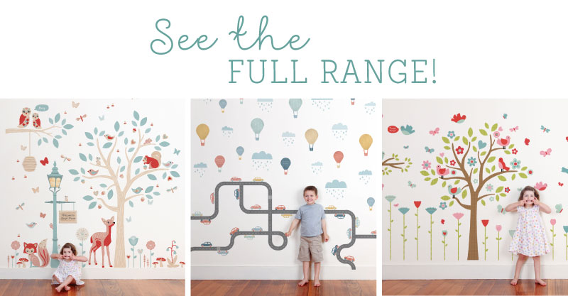Tinyme Wall Decals