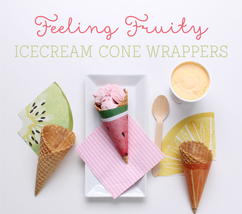 photo about Ice Cream Cone Template Free Printable known as Free of charge Printable Ice Product Cone Wrappers - Tinyme Blog site