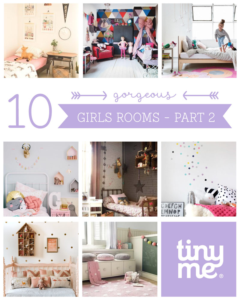 10 Gorgeous Girls Rooms - Tinyme Blog