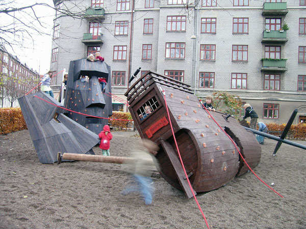 Wack-a-doodle adventure place for your little and big kids. | 10 Ridiculously Cool Playgrounds Part 3 - Tinyme Blog