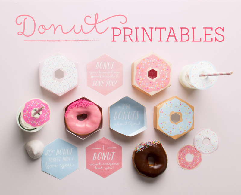 photo relating to Donut Printable called Move Ridiculous for Donuts Printables - Tinyme Website
