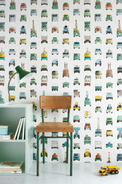 10 Quirky Wallpaper Designs