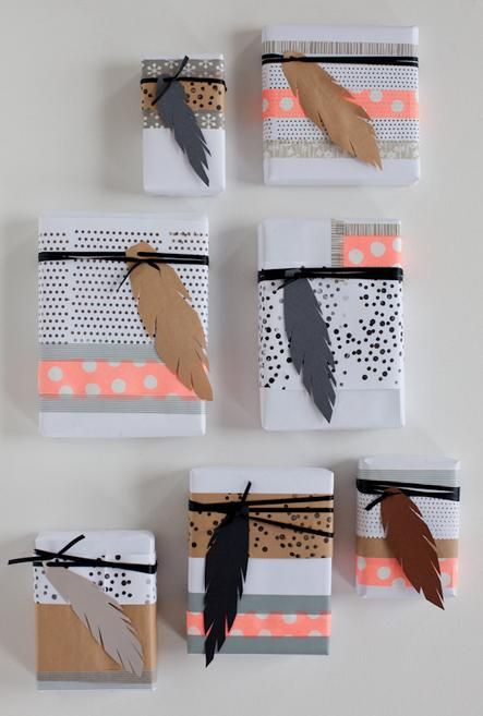 10 Fun and Fabulous Wrapping Paper