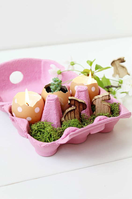10 Inspiring Easter Crafts