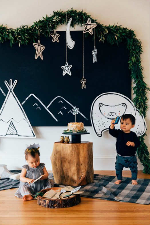 10 Cool Camp Party Ideas