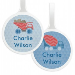 Personalised Bag Tag 2 pack