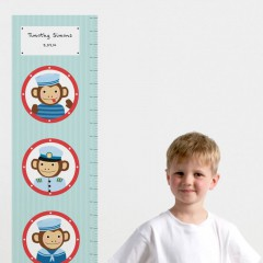 Monkey Portholes Height Chart