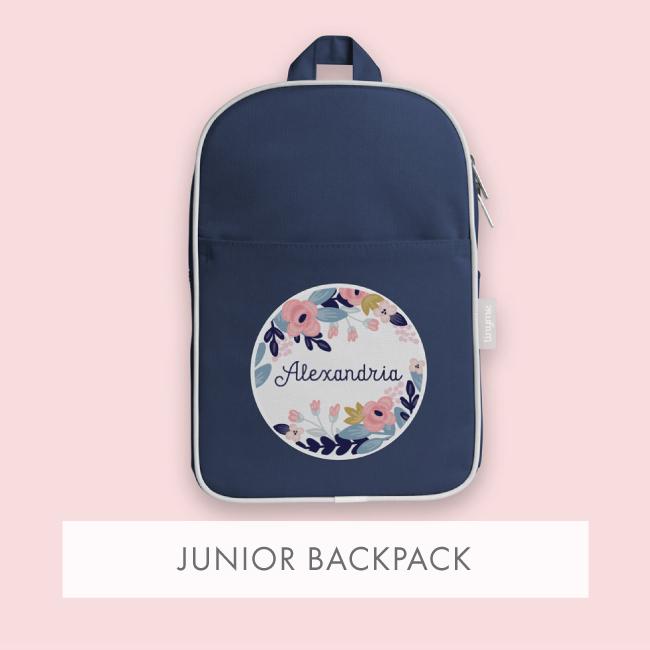 Personalised Junior Backpack