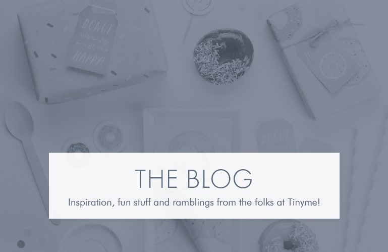 The Tinyme Blog