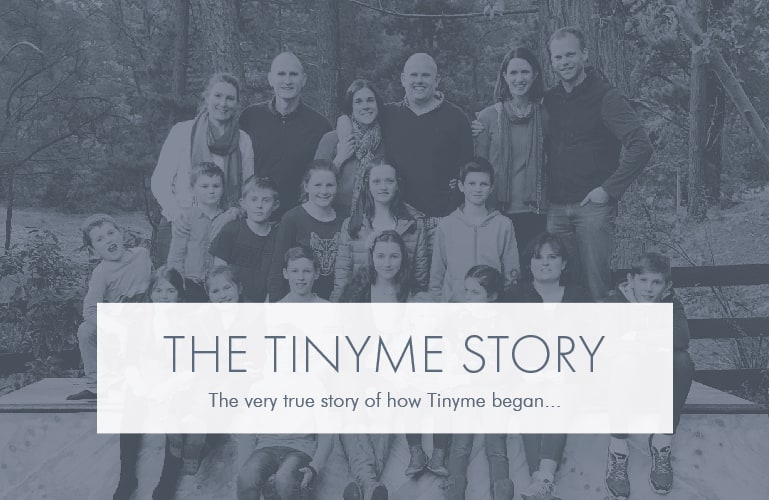 The Tinyme Story