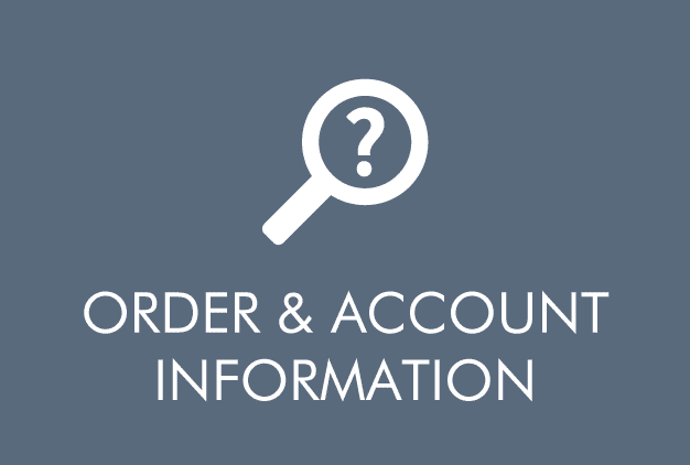 Order & Account Information