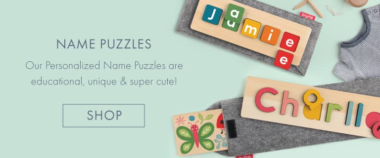 Tinyme Personalized Name Puzzles