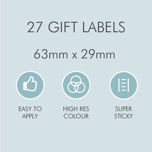 Tinyme Gift Labels