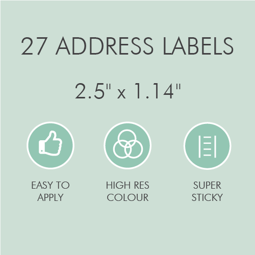Tinyme Address Labels